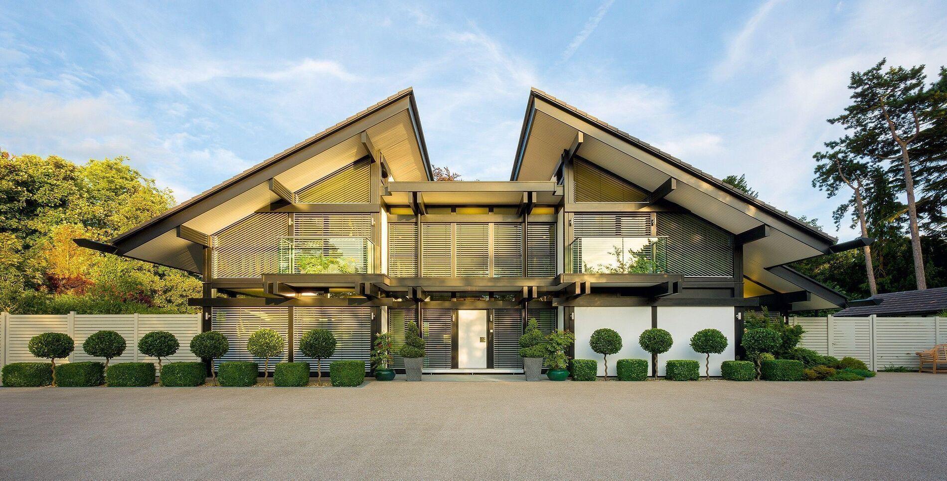 Fertighaus Villa von HUF HAUS – Design, Stil, Charakter, Qualität ...