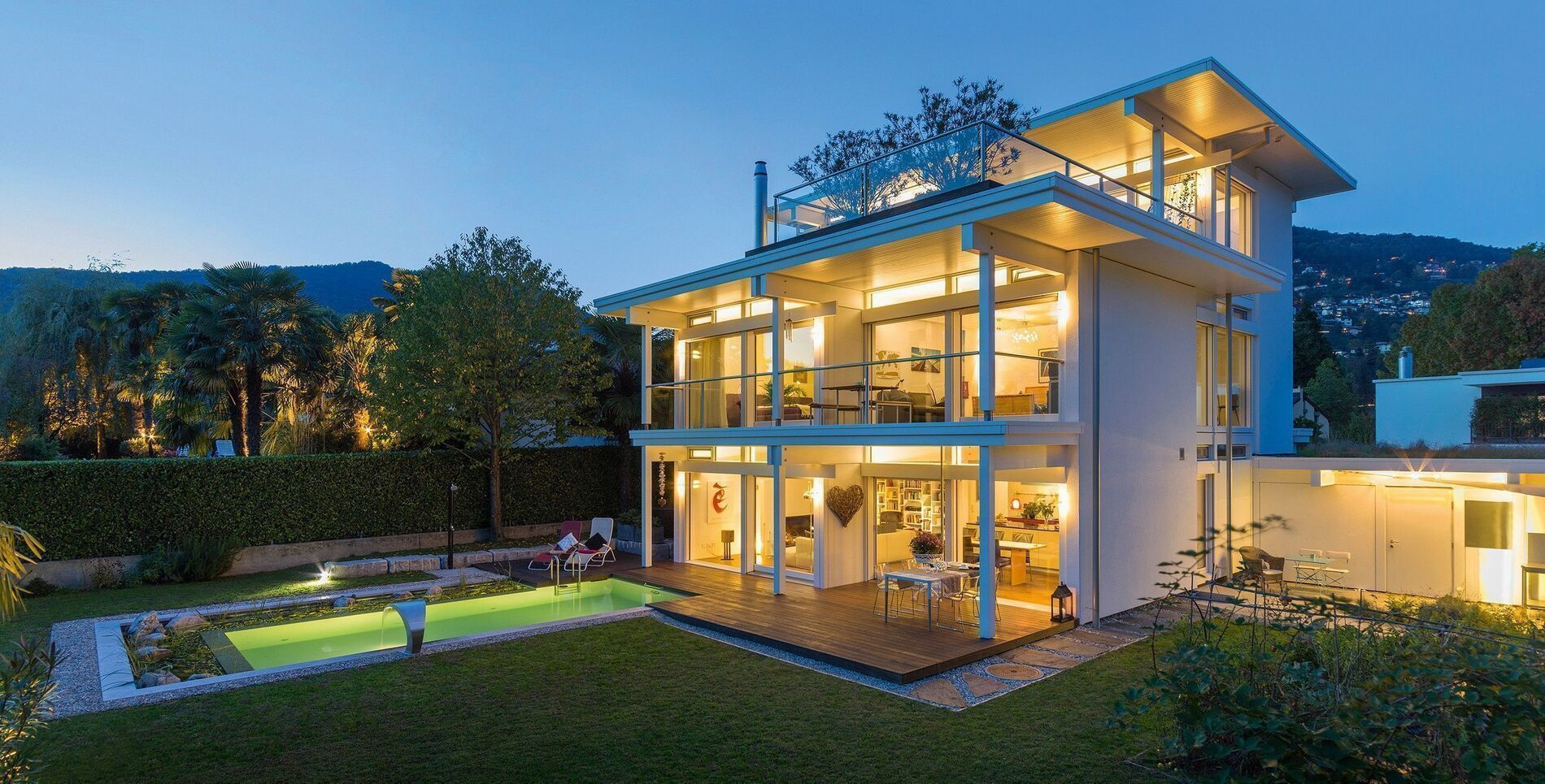 Villa Mit Pool Berlin