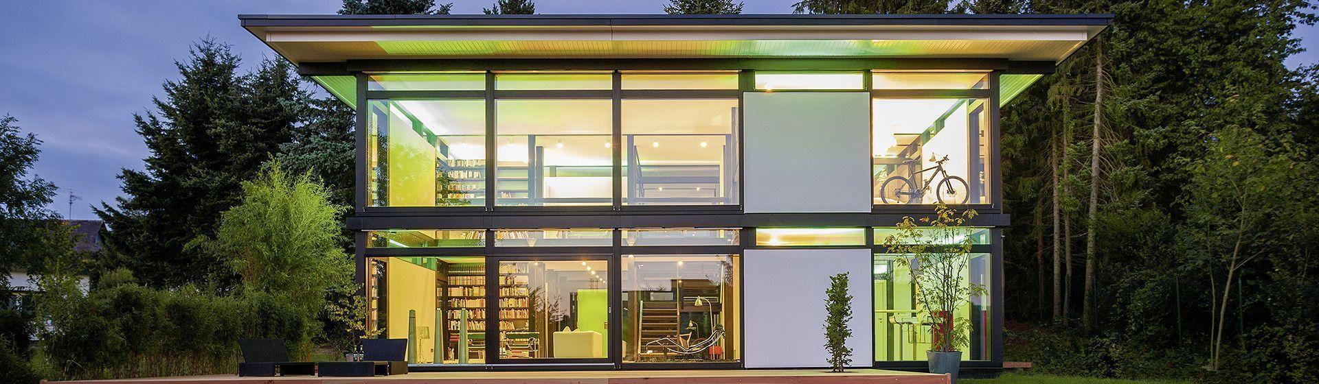 ▷ HUF Haus MODUM | Die Neuinterpretation im Fachwerkbau