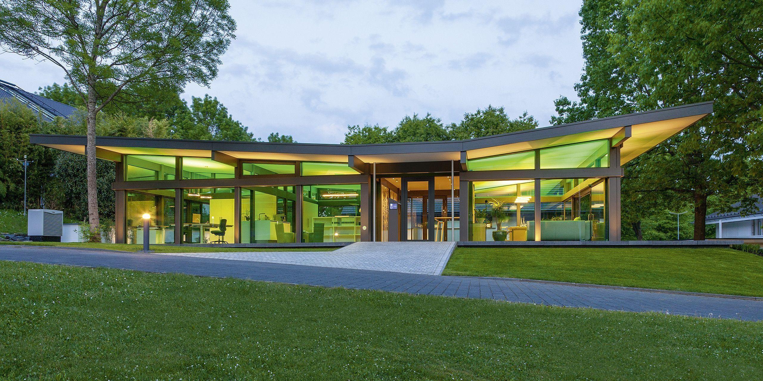 Moderne Fachwerkhauser Aus Holz Und Glas Das Original