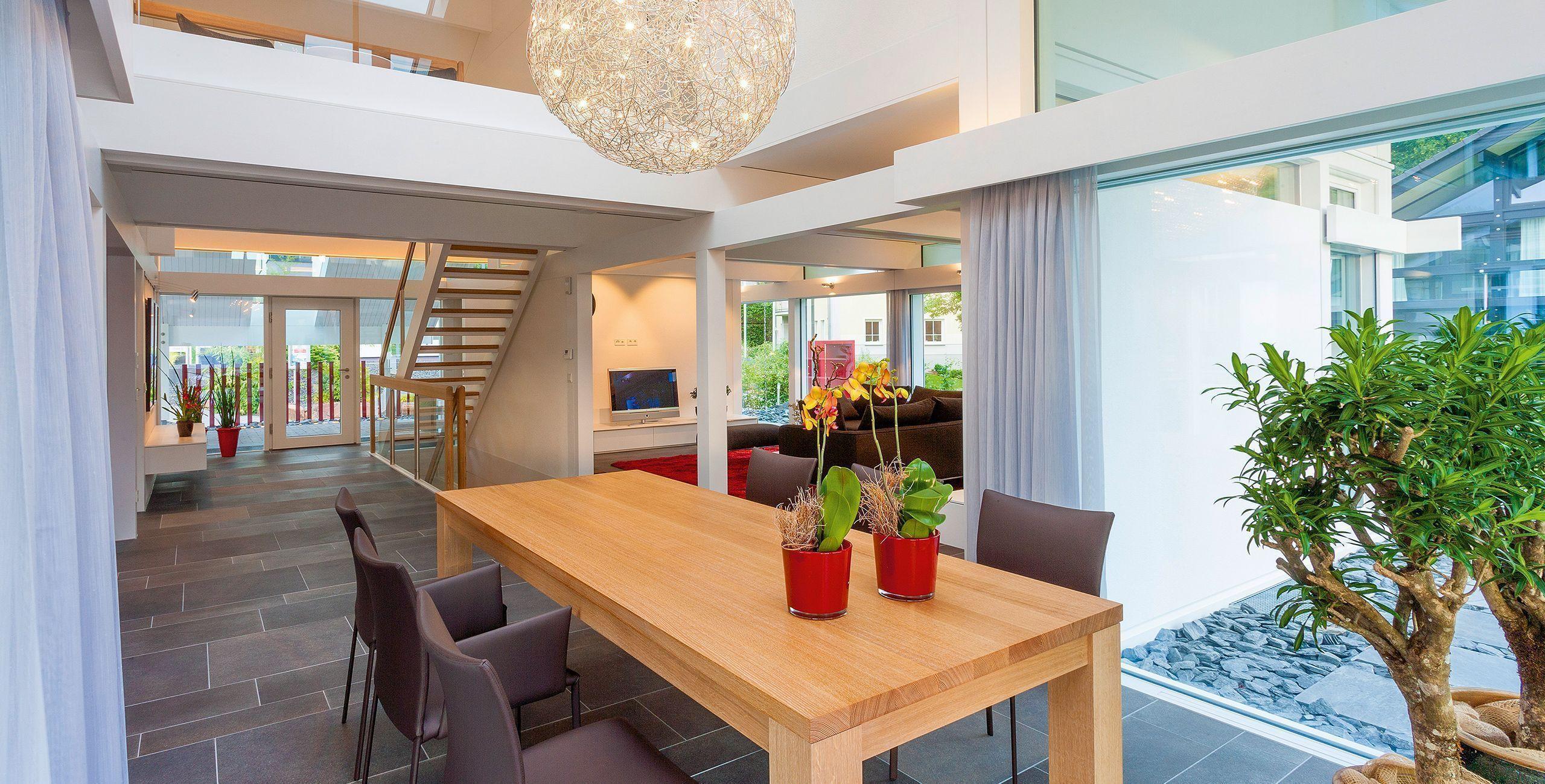 musterhauspark frankfurt fertighaus von huf haus schl sselfertig bauen huf haus. Black Bedroom Furniture Sets. Home Design Ideas