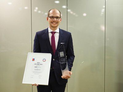 HUF City Living vince il premio BVF Award