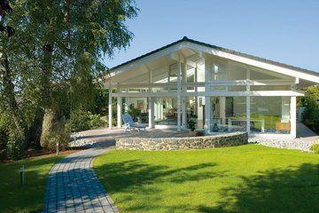 ▷ Fertighaus Bungalow bauen   Moderne Grundrisse